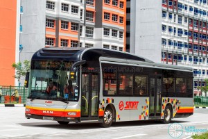 SMRT MAN A22 (SMB3111D) - Service 944