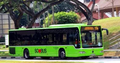 Go-Ahead Mercedes-Benz O530 Citaro (SBS6408U) - Service 17A