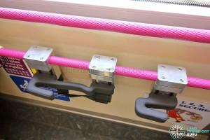Stroller Restraint System - Close up