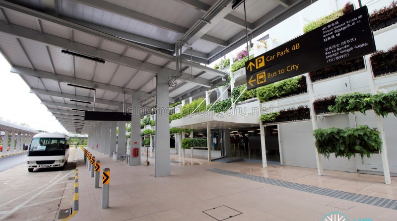Changi Airport PTB4 Bus Stand Aug17 (2)