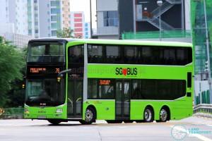 SBS Transit MAN A95 ND323F (SG5835M) - Service 76