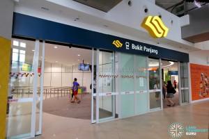 Bukit Panjang Bus Interchange - Hillion Mall entrance