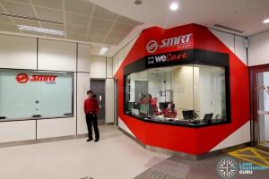 Bukit Panjang Bus Interchange - WeCare Shop and Interchange Office