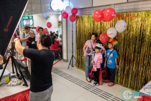 Journey With Us @ Bukit Panjang ITH: Photo booth