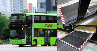 Launch of SBS Transit MAN A95 with Auto Ramp (Featured)