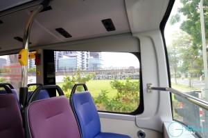 MAN A95 ND323F (SG5835M) - Interior Panel