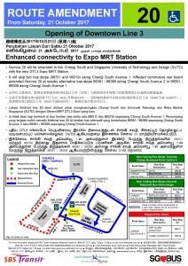 Service 18 Amendment Poster (DTL3)