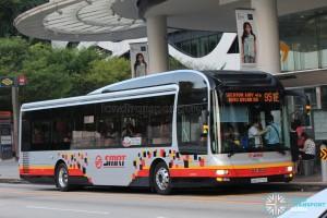 SMRT MAN A22 (SMB3079P) - Service 951E