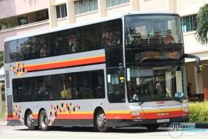 SMRT MAN A95 (SG5740C) - Service 800