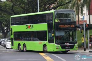 SMRT MAN A95 (SG5770R) - Service 804