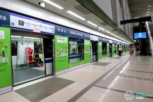 Bedok North MRT Station - Platform B