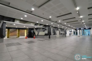 Bencoolen MRT Station - Exit C