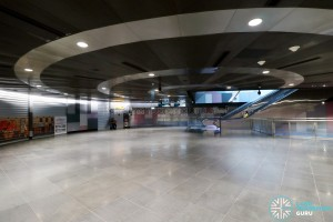 Bendemeer MRT Station - Basement 1 near Exit A