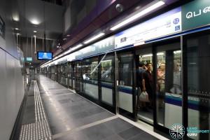 Bendemeer MRT Station - Platform B