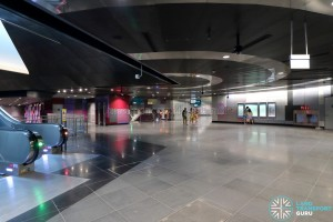 Bendemeer MRT Station - Linkway (B1)