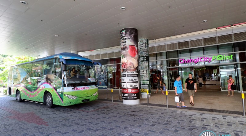 Changi City Point Shuttle Bus