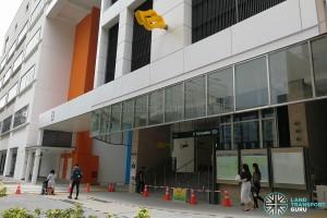 Bencoolen MRT Station (DT21) - Exit A