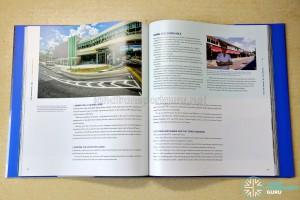 Downtown Line Commemorative Book (Contents)