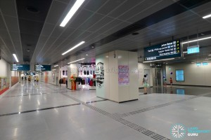 Jalan Besar MRT Station - Retail Space at Underpass Level (B1)