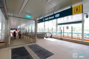 Jalan Besar MRT Station - Exit B