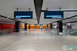 MacPherson MRT Station (DTL) - Concourse Paid Area (B2)