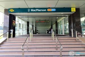 MacPherson MRT Station - Exit E
