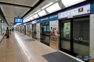MacPherson MRT Station - Platform D