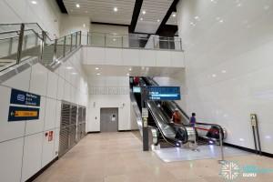 MacPherson MRT Station - Platform C to Concourse