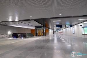 Tampines MRT Station - B1 Public Walkway