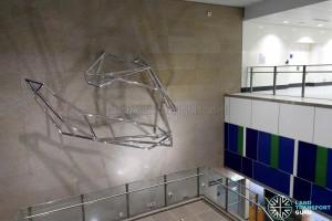 Ubi MRT Station - Art In Transit