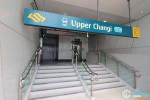 Upper Changi MRT Station - Exit C
