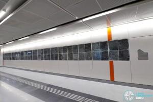 Upper Changi MRT Station - Art In Transit (I Am Anonymous)