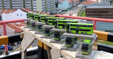 MAN A95 Diecast Bus Collection (3)
