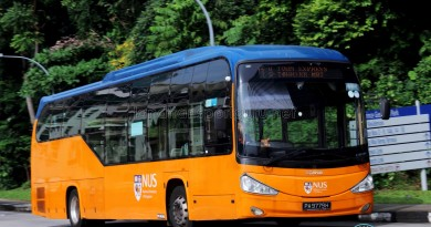 ComfortDelgro Bus Scania K230UB (PA9779H) - Service P1