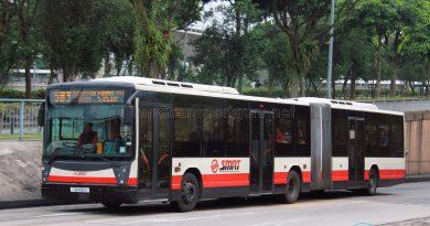 SMRT Mercedes-Benz O405G Hispano Habit (TIB1105H) - Service 963