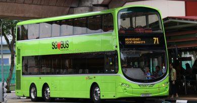 SBS Transit Volvo B9TL Wright (SG5508H) - Service 71