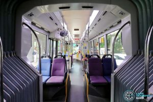 MAN NG363F (SMB388S): Interior (Mid to Front)