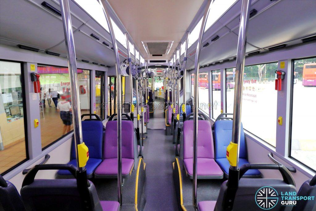 MAN NG363F (SMB388S): Interior (Rear to Front)