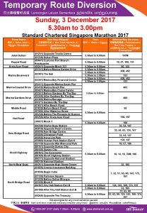 SBS Transit Standard Chartered Singapore Marathon Diversion Poster (2)