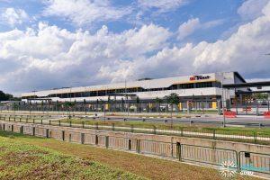 Seletar Bus Depot: Exterior