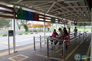 Yio Chu Kang Bus Interchange - Berth B2