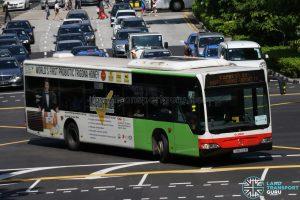 Express 12 - SMRT Mercedes-Benz Citaro (SMB162B)