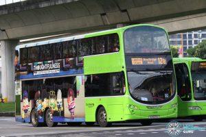 Bus 12e - Go-Ahead Volvo B9TL (SG5073U)