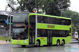 SMRT MAN A95 ND323F (SG5879L) - Service 856