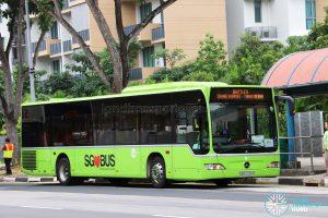Tower Transit Mercedes Benz Citaro (SBS6328S) - Shuttle 8
