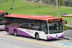SBS Transit Mercedes-Benz O530 Citaro (SBS6454K) - Service 63M