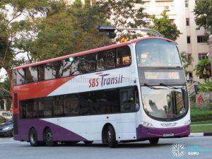 SBS Transit Volvo B9TL Wright (SBS7515L) - Service 410W