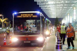 SMRT Mercedes-Benz Citaro (SMB147X) - Express 12