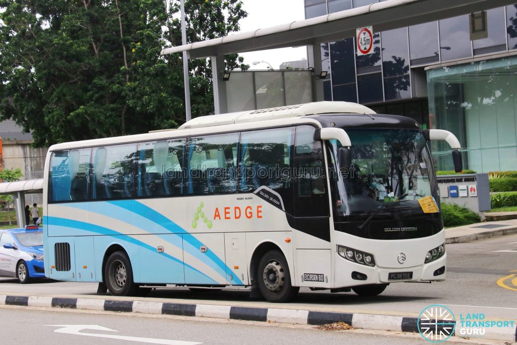 PC3870E - Changi Airport Lunch Shuttle (T4)
