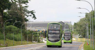 Shuttle Buses to Seletar Bus Depot Carnival